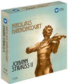 Nikolaus Harnoncourt: Johann Strauss II