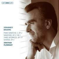 Brahms: Works for Solo Piano Volume 2