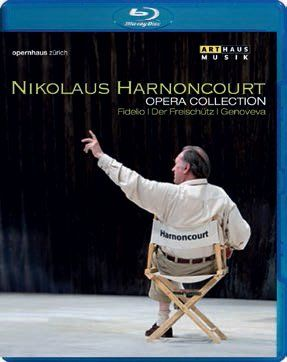 Nikolaus Harnoncourt: Opera Collection