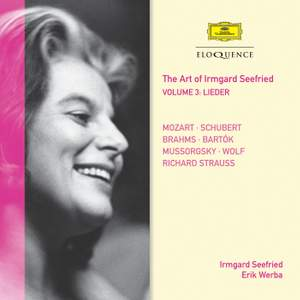 Irmgard Seefried Volume 3