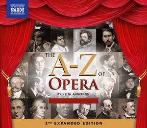 The A–Z of Opera: 2nd Expanded Edition Product Image