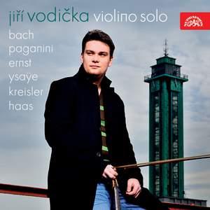 Violino Solo: Jiří Vodička