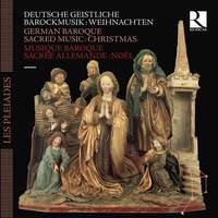 German Baroque Sacred Music: Christmas