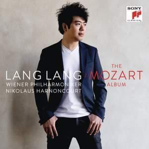 Lang Lang: The Mozart Album