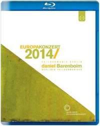 Europakonzert 2014 from Berlin