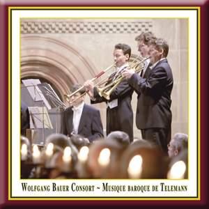 Musique Baroque de Telemann Product Image