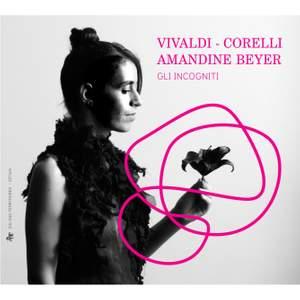 Vivaldi - Corelli: Amandine Beyer Product Image