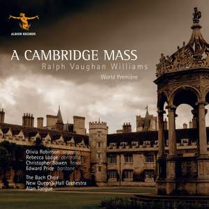 Vaughan Williams: A Cambridge Mass Product Image