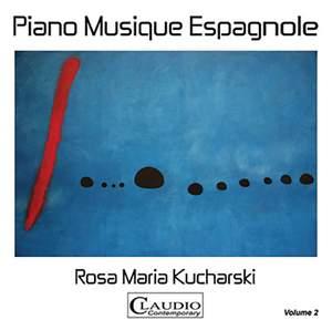 Piano Musique Espagnole Vol. 2