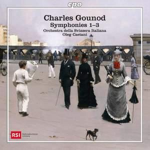 Gounod: Symphonies Nos. 1-3