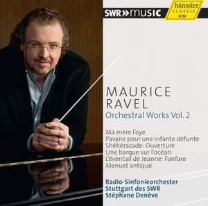 Ravel: Complete Orchestral Works Vol. 2