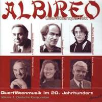 Querflötenmusik im 20.Jahrhundert, Vol. 1 - Deutsche Komponisten