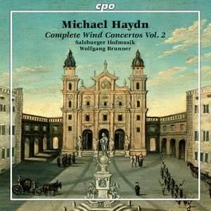 Michael Haydn: Complete Wind Concertos, Vol. 2