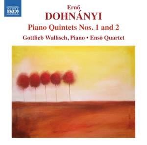 Dohnányi: Piano Quintets Nos. 1 & 2