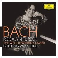 Rosalyn Tureck: The Well-Tempered Clavier & Goldberg Variations