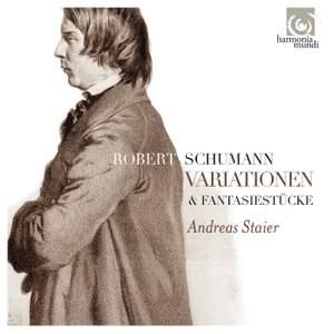 Schumann: Variations & Fantasy Pieces