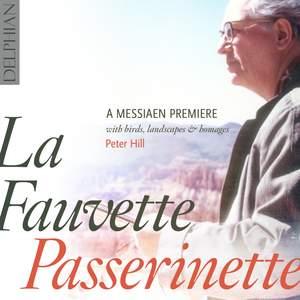 La Fauvette Passerinette Product Image