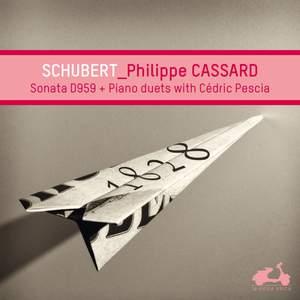 Schubert 1828: Philippe Cassard