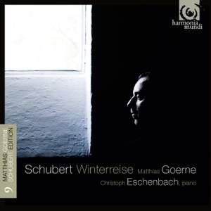 Schubert Lieder Volume 9: Winterreise