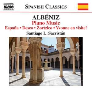 Albéniz: Piano Music, Volume 6