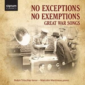 No Exceptions No Exemptions