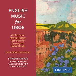 English music for oboe Product Image