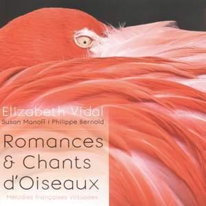 Romances et chants d'oiseaux
