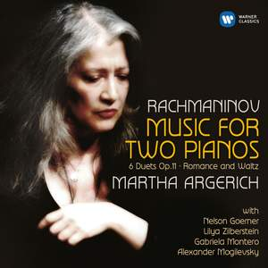 Rachmaninov: Music For Two Pianos Product Image