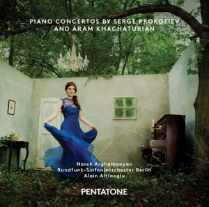 Prokofiev & Khachaturian: Piano Concertos