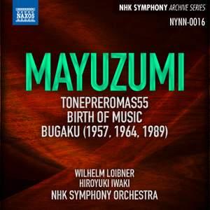 Mayuzumi: Orchestral Music