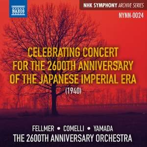 Celebrating Concert for the 2600th Anniversary of the Japanese Imperial Era