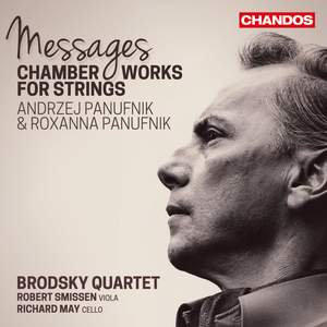 Messages: Chamber Music for Strings Product Image