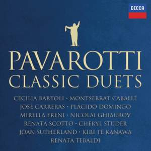 Luciano Pavarotti: Classic Duets Product Image