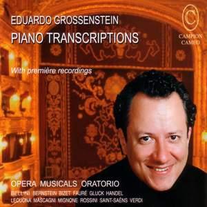 Grossenstein: Piano Transcriptions