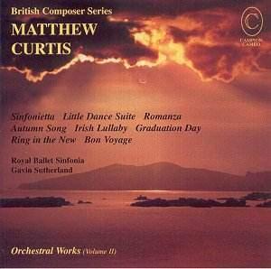 Matthew Curtis: Orchestral Works Vol. 2