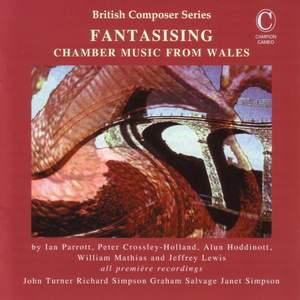 Fantasising - Chamber Music from Wales