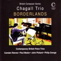 Borderlands: Contemporary British Piano Trios