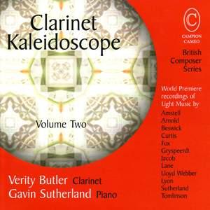 Clarinet Kaleidoscope Vol. 2