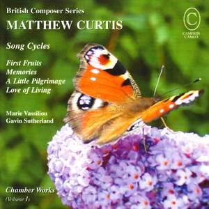 Matthew Curtis: Chamber Works Vol. 1