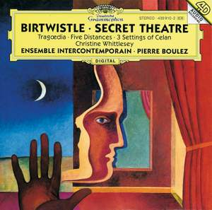 Birtwistle: Secret Theatre and other works Product Image