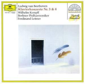 Beethoven: Piano Concertos Nos. 3 & 4 Product Image