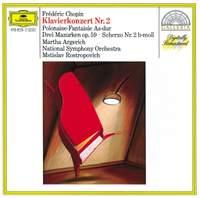 Chopin: Piano Concerto No. 2 & 3 Mazurkas