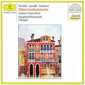 Vivaldi, Carulli & Giuliani: Guitar Concertos