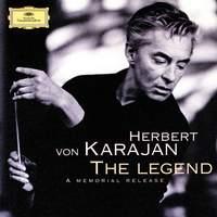 Herbert von Karajan - The Legend (A Memorial Release)