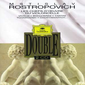 Rostropovich - Chefs D'Oeuvres Pour Violoncelle Product Image