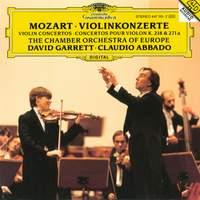Mozart: Violin Concertos Nos. 4 & 7