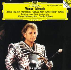 Wagner: Lohengrin (highlights) Product Image