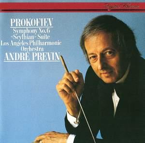Prokofiev: Symphony No. 6 & Scythian Suite