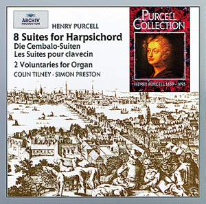 Purcell: The Harpsichord Suites & two Voluntaries