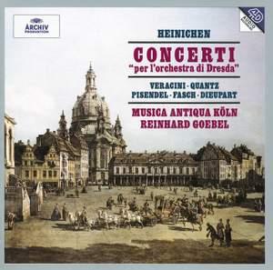 Concerti 'per l'orchestra di Dresda'